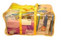 Прозора сумка на блискавці для зберігання - Велика ХХХL 60*35*30, фото 1