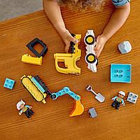 LEGO® DUPLO® Грузовик и гусеничный экскаватор 10931 10931 ТМ: LEGO