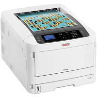Лазерный принтер OKI C834NW (47074214)