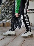 🔥 Кроссовки мужские Adidas Ozweego Celox адидас озвиго целокс серые светлые повседневные спортивные легкие, фото 6
