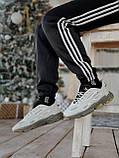 🔥 Кроссовки мужские Adidas Ozweego Celox адидас озвиго целокс серые светлые повседневные спортивные легкие, фото 8