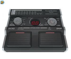 Процессор для электрогитары Korg AX 3G