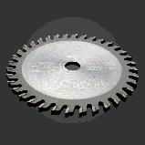 Пильный диск по дереву с твердосплавными напайками   85x10x1.7 36 зубов ., фото 6