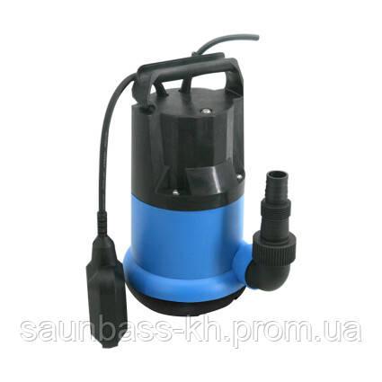 Насос дренажний Aquaviva LX Q4003 (220В, 6 м3/год, 0.3 кВт) для чистої води, з поплавцем