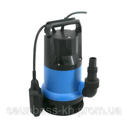 Насос дренажний Aquaviva LX Q400B3 (220В, 3.2 м3/год, 0.3 кВт) для брудної води, з поплавцем
