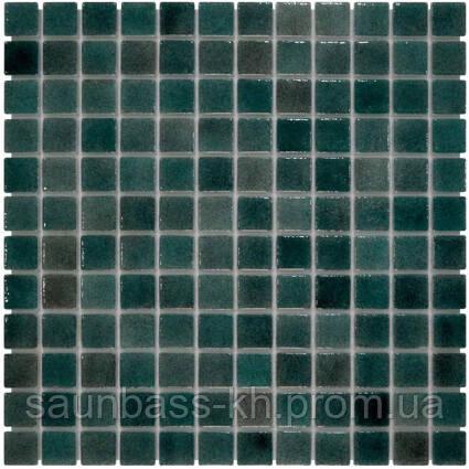 Мозаика стеклянная Aquaviva Dark Green