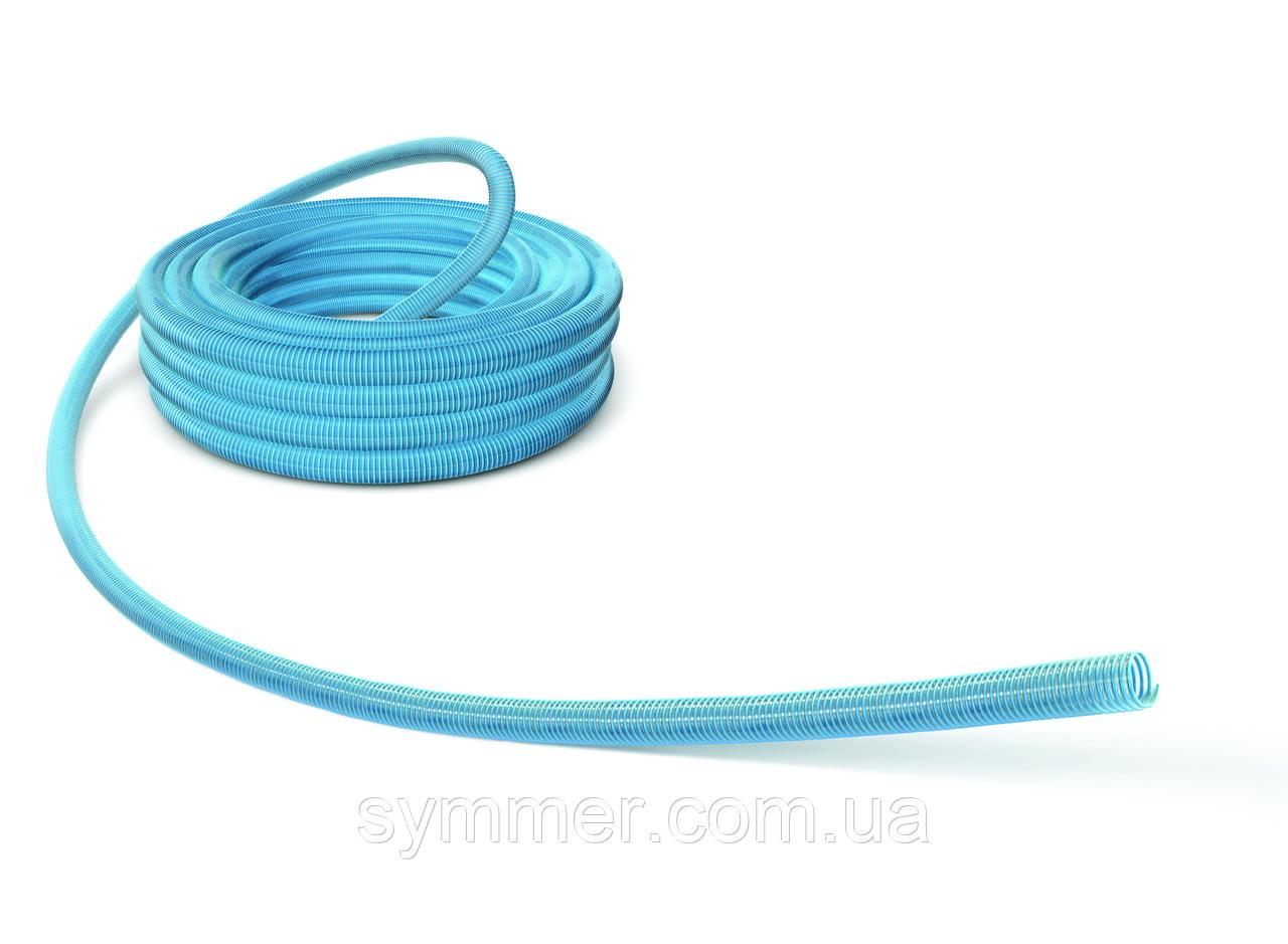 Гофрированная труба(гофра) ПВХ SYMMER Spiral SSL ∅ 100х1.0мм