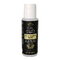 Масло для волос «Укрепление и восстановление» (амла, брингарадж, брахми, черный тмин), 75мл