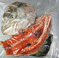 Суп набор лосось голова+хребет