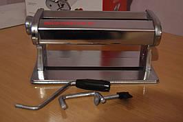 Машинка для раскатки теста+лапшерезка Akita JP 260mm Pasta Machine Professional