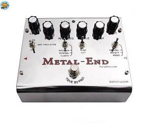 Педаль для электрогитары Biyang Metal-End King