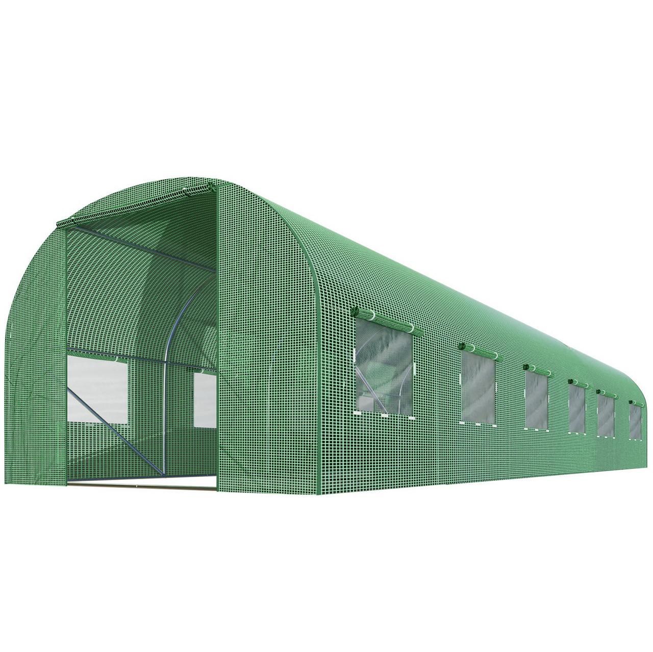 Теплица парник Homart 3x6m 18m2 (9348)