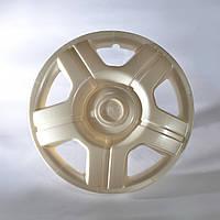 Колпак для автомобильных дисков Лада ВАЗ R14 Белый перламутр.