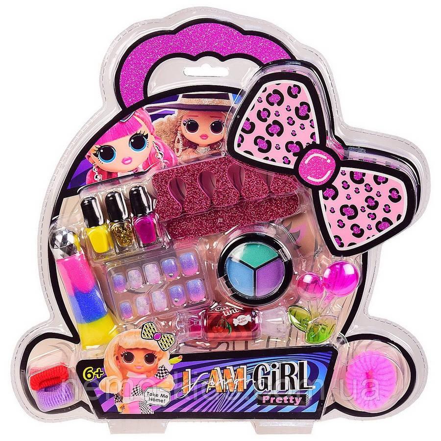 Детская Косметика Маникюр ногти, лаки, детский маникюрный набор игрушка