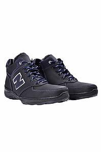 Ботинки мужские зимние темно-синие ACG 127603P