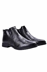 Ботинки мужские зимние черные ACG 127601P