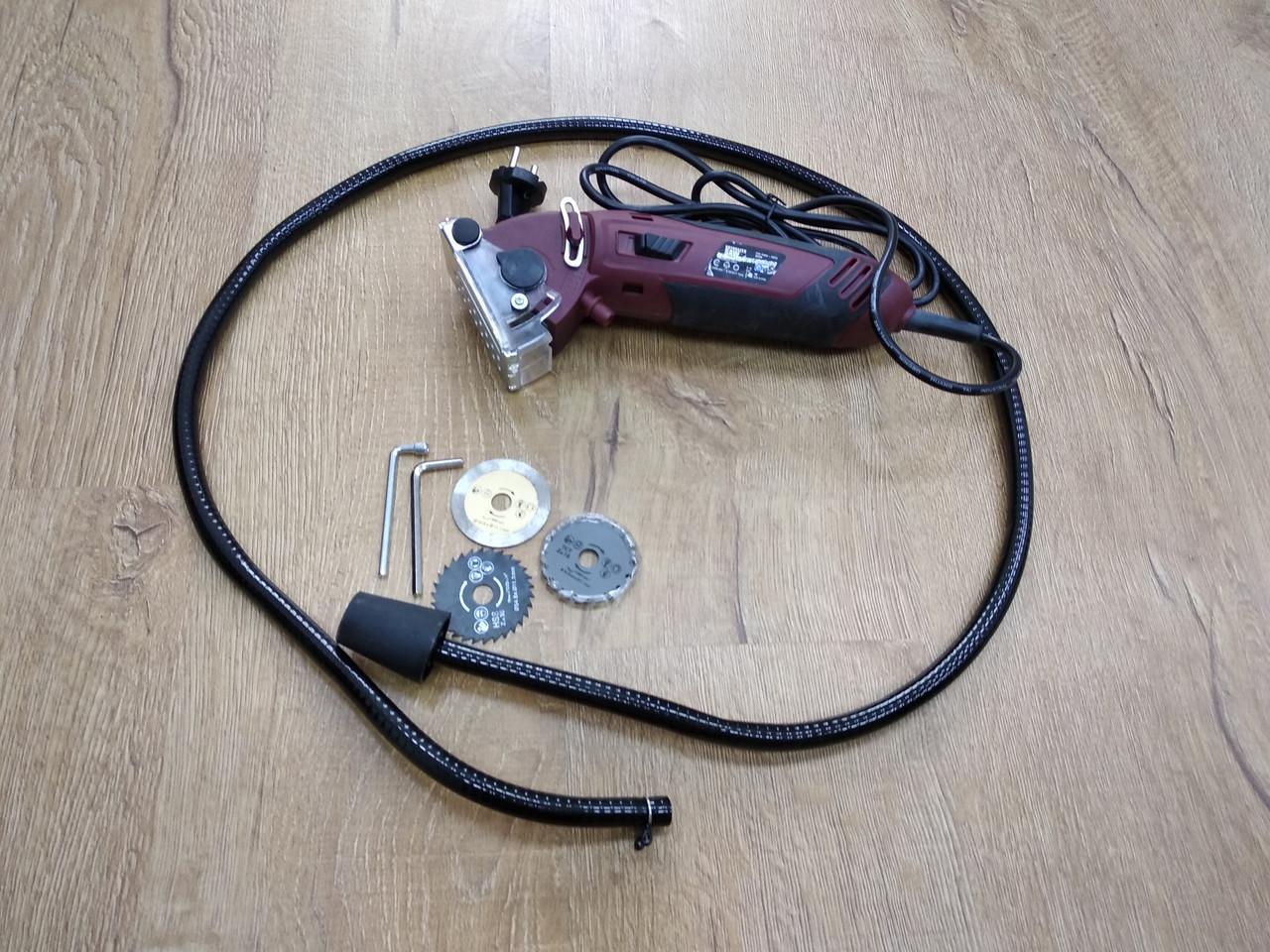 Роторайзер (універсальна пила) Saw : Кейс + Три леза в комплекті   Гарантія 1 рік