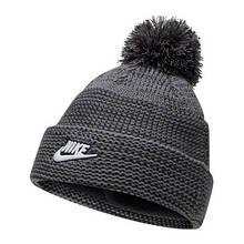 Шапка зимова Nike NSW Beanie DA2022-084 Сірий