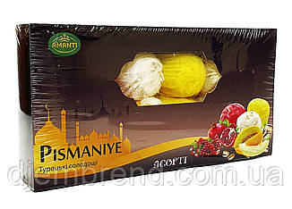 Пишмание ассорти ТМ Amanti, турецкая халва, 3 вкуса