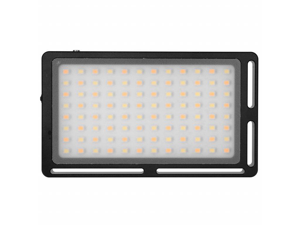 Светодиодная LED панель AFI LR-11, Портативный видео свет 3000-6500K с встроенным аккумулятором.