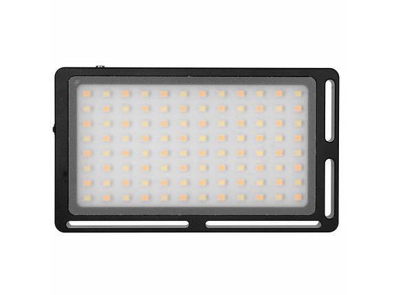 Светодиодная LED панель AFI LR-11, Портативный видео свет 3000-6500K с встроенным аккумулятором., фото 2