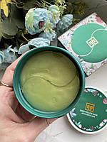 Гидрогелевые патчи с зеленым чаем Dsiuan Green Tea Lady Eye Mask