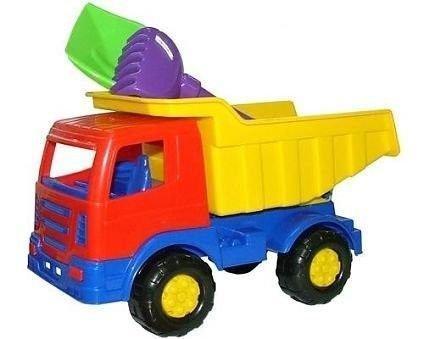 KM05-508 Машина (самосвал с лопаткой)