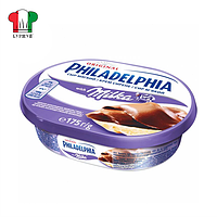 Сыр-крем филадельфия шоколадная милка 175г