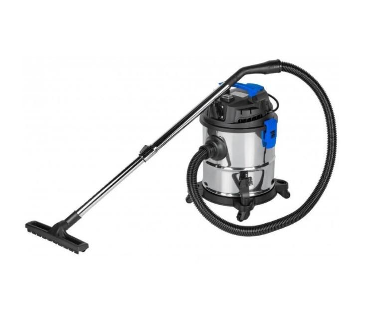 Промышленный пылесос AL-FA ALVC25L ✔ 2200Вт ✔ 25Л
