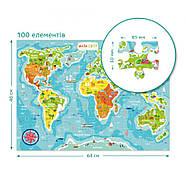 """Пазл DoDo """"Карта Мира"""" 300110/100110, фото 4"""