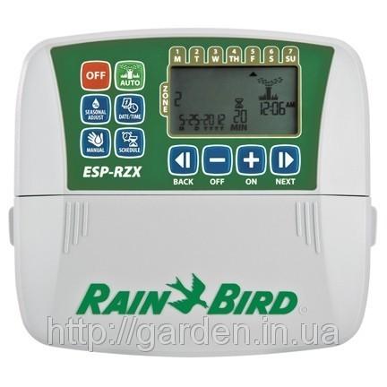Контроллер ESP-RZX-4i. Автоматический полив Rain Bird