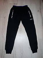 Трикотажные спортивные брюки для мальчиков Fila 152-158 рост .