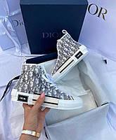 Стильные кеды Christian Dior  (реплика)