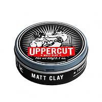 Матовая моделирующая глина для волос Uppercut Deluxe Matt Clay 60 г