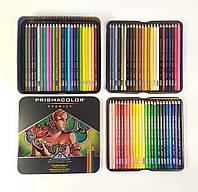 Набор цветных карандашей Prismacolor 72 цвета