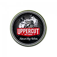 Моделирующая помада для волос Uppercut Deluxe Matt Pomade 18г