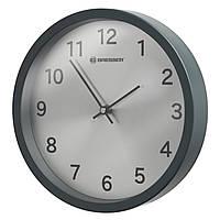 Годинники настінні Bresser MyTime Silver Edition Symbol Matte Graphite (8020314UJT000)
