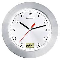 Годинники настінні Bresser MyTime Bath White (8020112)