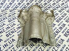 Термозахист глушника Mercedes W204/S204 A2044710887