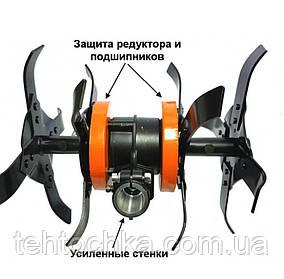 Насадка тримера РАМБОЛД - культиватор 9 - 7шлицов - 26 - 28 мм.