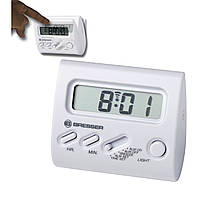 Часы настольные Bresser Yo-Yo White (8010090GYE000)