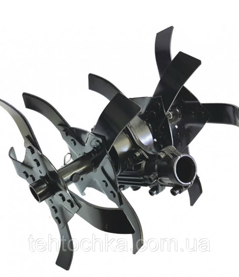 Насадка триммера РАМБОЛД - культиватор 9 - 7шлицов - 26 - 28 мм.