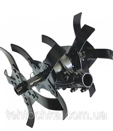 Насадка триммера РАМБОЛД - культиватор 9 - 7шлицов - 26 - 28 мм., фото 2