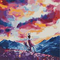 "Картина по номерам ""Дыхание ветра"" (Диана Тучс) , Идейка, картины по номерам,рисование по номерам,живопись"