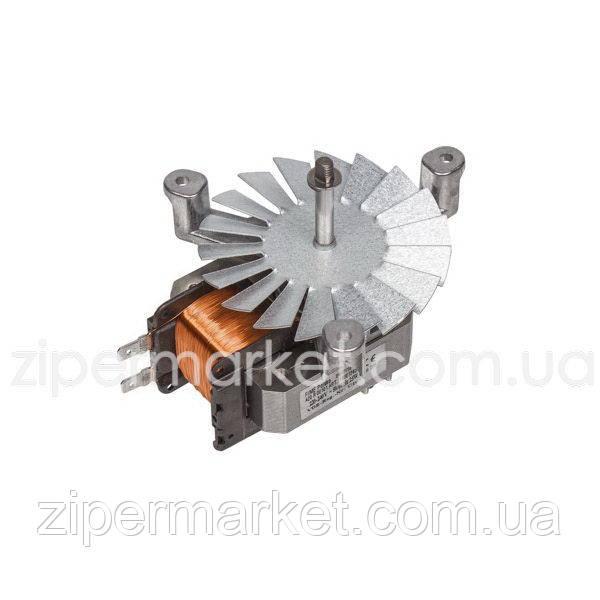 Двигатель вентилятора конвекции + крыльчатка к духовому шкафу Indesit C00081589