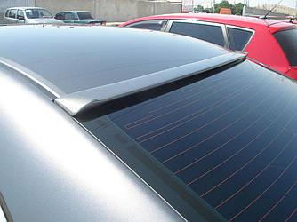 Козырёк на стекло узкий Honda Accord CL-8 2008-2012 ABS пластик под покраску