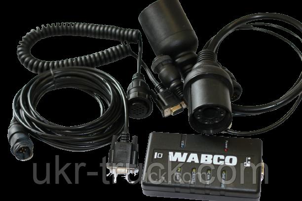 Дилерский сканер  диагностики грузовиков, прицепов и полуприцепов. WABCO DI-2 диагностический интерфейс