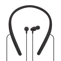 Bluetooth наушники-гарнитура Remax RB-S16, (Чёрный)