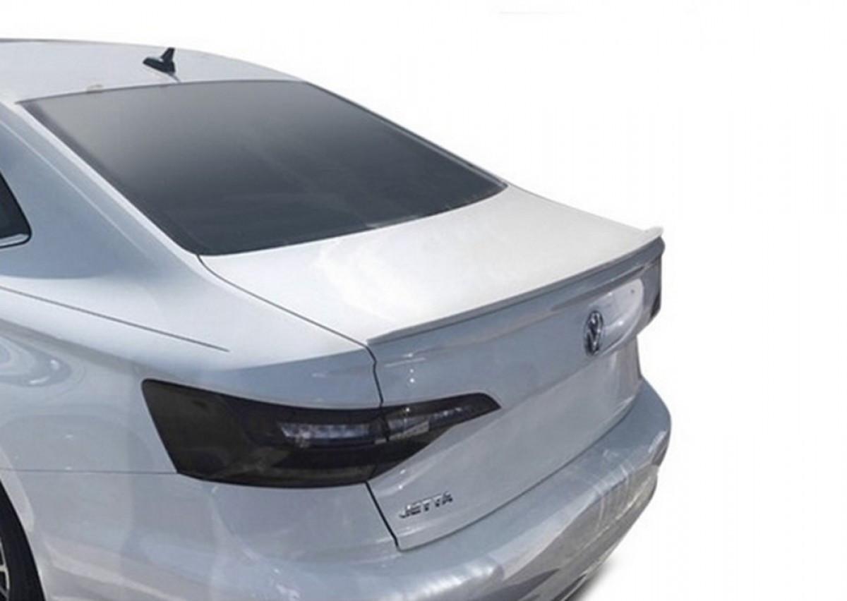 Спойлер лип Volkswagen Jetta 7 2018 - ABS пластик під фарбування