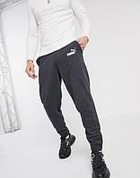 Мужские спортивные штаны Puma (Пума) Серые